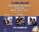 Longman preparation series for the new toeic test advanced course audio cds