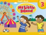 My little island 3 pupil's book with cd-rom