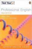 Test your professional english secretarial