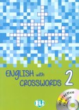 English with crosswords 2 with cd-rom