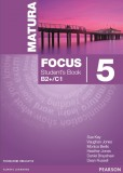 Matura Focus 5 Student's Book + MP3 CD