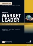Market Leader 3rd Edition EXTRA Elementary Coursebook with DVD-ROM