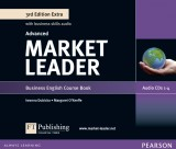Market Leader 3RD EDITION EXTRA Advanced Class Audio CDs 1-4