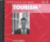 Oxford English for Careers Tourism 3 Class CD