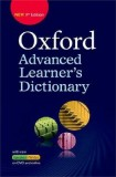 Oxford Advanced Learner's Dictionary with new iSpeaker iWriter on DVD and online