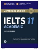 Cambridge IELTS 11 Academic Student's Book with Answers with Audio Authentic Examination Papers