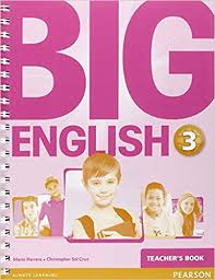 Big English 3 Teacher's Book - Herrera Mario, Sol Cruz Christopher