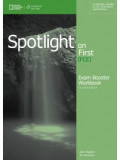 Spotlight on First Exam Booster Workbook, with key + Audio CDs