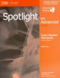 Spotlight on Advanced Exam Booster Workbook, with key + Audio CDs