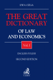 The Great Dictionary of Law and Economics. Vol I. English - Polish