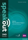 Speakout 2ED Starter Flexi Students' Book 2 with DVD-ROM and MyEnglishLab