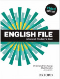 "English File Third Edition Advanced Student""s Book"