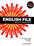 English File. Elementary Student's Book with Oxford Online Skills. Third edition