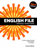 English File 3E Elementary Student's Book