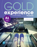 Gold Experience 2E A1 Student's Book with Online Practice