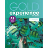 Gold Experience 2E A2 Student's Book with Online Practice