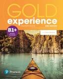 Gold Experience 2E B1+ Student's Book with Online Practice