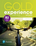 Gold Experience 2E B2 Student's Book with Online Practice