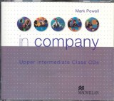 In company upper-intermediate class audio cd's