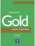 Advanced gold exam maximiser with key + cd