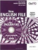 New English File Beginner Workbook with key Pack (CD-ROM)