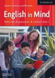 English in mind 1 Student's book + Cd