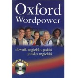 Oxford Wordpower (słownik angielsko-polski, polsko-angielski) Dictionary Polish third edition with CD-ROM