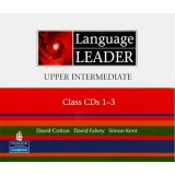 Language Leader upper intermediate Class Cds 1-3
