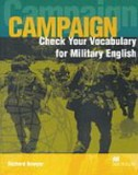 Campaign check yor vocabulary for military english