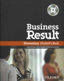 Business result elementary Student's book + Cd