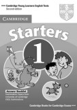 Cambridge young learners english tests starters 1 answer booklet