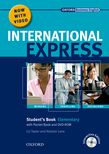 International express student's book elementary with pocket book and multirom