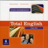 Total english upper-intermediate Class Cds