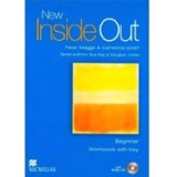 New inside out beginner worbook with key with Audio CD