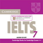 Ielts 7 audio cd set