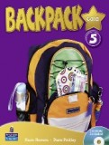 Backpack gold 5 student's book + cd rom