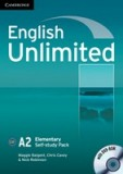 English unlimited a2 elementary self-study pack