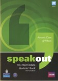Speakout Pre-Inter Student's Book+Active Book