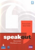 Speakout Elementary Workbook+key
