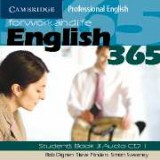 English 365 student's book 3 audio cd 1