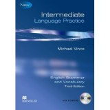 Intermediate language practice without key + cd-rom