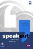 Speakout Intermediate Workbook+key