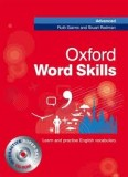 Oxford word skills advanced + cd-rom