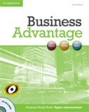 Business advantage personal study book upper-intermediate + cd