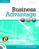 Business advantage personal study book intermediate + cd