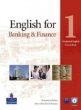 English for Banking & Finance 1 Course Book +CD