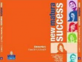 New matura success elementary class audio cds