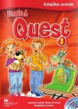 English Quest 1 PB MACMILLAN