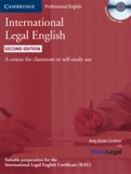 International Legal English Student's Book + CDs