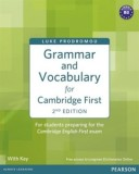 Grammar and Vocabulary for Cambridge First with key